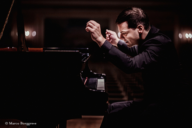 Piano Séries I : CHOPIN – 20 octobre 2019